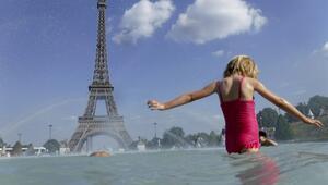 Avrupanın sıcak hava dalgasıyla imtihanı