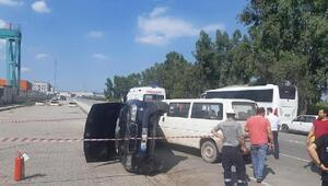 Yalova Tersaneler Bölgesinde kaza: 2 yaralı