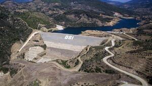 Aktaş Barajı 15 bin 800 dekar tarım arazisini bu yaz suyla buluşturacak