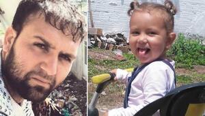 Kamyonun çarptığı baba ve 4 yaşındaki kızı yaşamını yitirdi