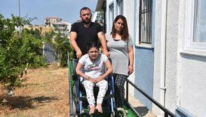 Bedensel engelli Yarensudan yoluma dokunmayın çağrısı