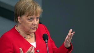 Almanyadan Rusyaya yönelik yaptırımlara destek