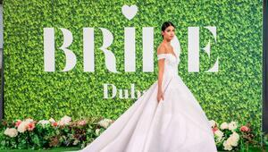 Abu Dhabide Bride Fuarı rüzgarı