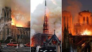 856 yıllık tarih kül olmuştu Yeni gelişme...