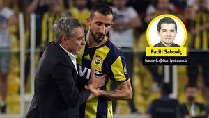 7 yıllık hikaye 1 maçta bitti Mehmet Topal...