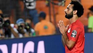 Salah, Mısıra çeyrek finali getirdi