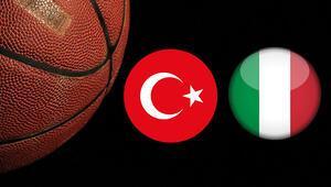 Türkiye İtalya Kadınlar Avrupa Basketbol Şampiyonası maçı ne zaman saat kaçta ve hangi kanalda