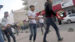 İstanbul'da dehşet 30 genç bıçaklarla birbirine saldırdı