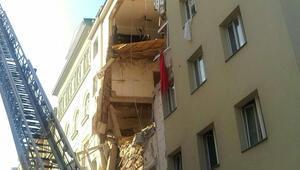 Avusturya'da bir binada patlama: 12 yaralı
