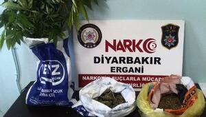 Diyarbakırda uyuşturucu operasyonu: 6 gözaltı