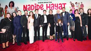 Nadide Hayat filminin oyuncuları kimdir Nadide Hayat nerede çekildi