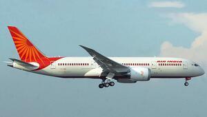Son dakika... Hindistan Hava Yolları uçağında bomba ihbarı