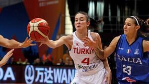 Türkiye 54 -57 İtalya