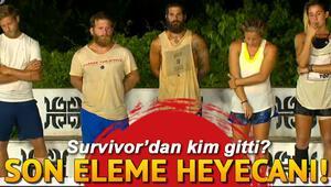 Survivorda son dokunulmazlık heyecanı Survivordan final öncesi kim elendi