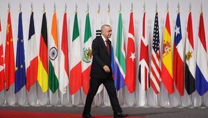 Cumhurbaşkanı Erdoğan, Dünya Bankası Başkanı Malpassı kabul etti