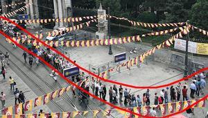 Galatasaray İlkokulu'na kura ile alınacak 50 öğrenci için binlerce insan başvuru yaptı