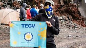 TEGV için adım adım zirveye