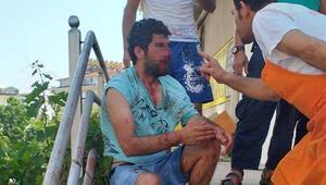 Kız kardeşleri taciz iddiasıyla dövülen şüpheli serbest