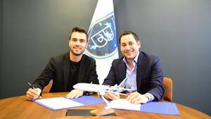 Başakşehir, Furkan Soyalp transferini resmen açıkladı