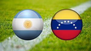 Arjantin Venezuela maçı saat kaçta ve hangi kanalda