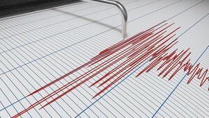 Elmadağ'daki deprem korkuttu