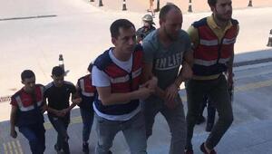 Uşakta, 4 uyuşturucu satıcısına tutuklama