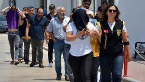 Adana polisinin 3 aylık takibinin ardından fuhuş çetesi çökertildi
