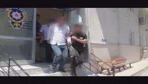 Kadınları gasp eden sahte polisler suçüstü yakalandı