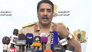 Libyalı Hafter güçlerinin sözcüsünden Türkiyeye tehdit