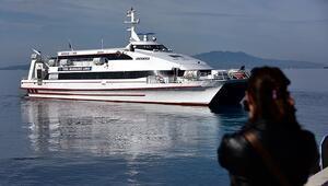 Çeşme-Atina feribot seferleri başlıyor
