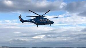 GÖKBEY helikopteri, ilk uçuşunu başarıyla yaptı