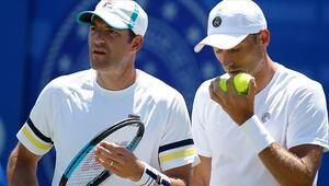 Antalya Openda çiftlerde Erlich/Sitak ikilisi şampiyon oldu