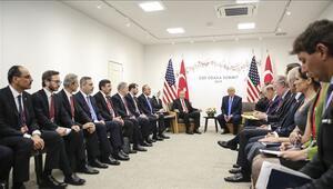 Cumhurbaşkanı Erdoğanın G20 Zirvesindeki yoğun görüşme trafiği