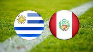 Uruguay Peru maçı saat kaçta ve hangi kanalda