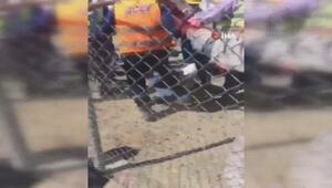 Petrol sahasında Kazak işçilerden Arap işçilere linç girişimi