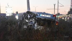 İzmirde kaza: 2 ölü