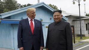 Tarihi görüşme sonrası Trumptan ilk açıklama