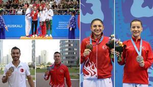 Türkiye 2019 Avrupa Oyunlarını 15 madalya ile tamamladı