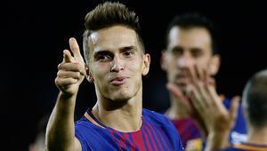 Celta, Barcelonadan Denis Suarezi aldı
