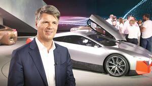 Biz kimseyi aldatmadık BMW'nin dünya başkanı Harald Krüger Münih'ten dünyaya seslendi