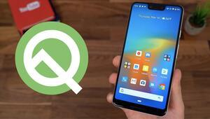 Android Q güncellemesi alacak telefonlar belli oldu