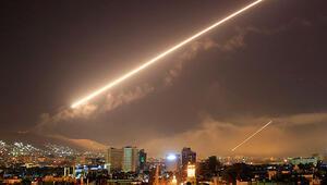 İsrailin Suriyede rejim bölgesini bombaladığı öne sürüldü