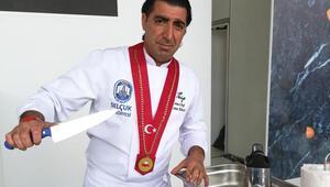 Türk lezzetleriyle Moskovada derece aldı