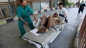 Afganistanın başkenti Kabilde terör saldırısı