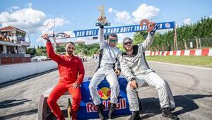 Red Bull Car Park Drift'in şampiyonuFahimreza Keykhosravi oldu