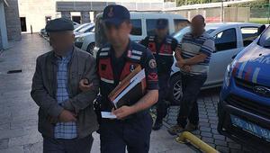 Birbirlerine silahla ateş açan kardeşler gözaltına alındı