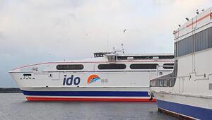 İDO Tekirdağ- Marmara Adası- Avşa Adası hattı açılıyor