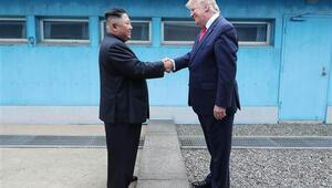 Trump ve Kim'in görüştüğü bölgede tanımlanamayan uçan nesne