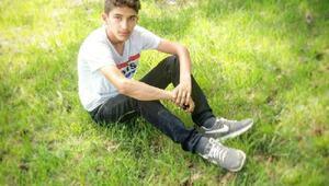 Kazada ağır yaralanan Sinan, ambulans helikopterle sevk edildi
