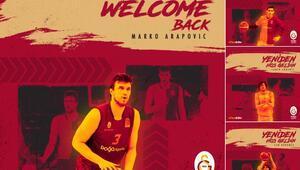 Galatasaray Doğa Sigorta 4 oyuncunun opsiyonunu kullandı